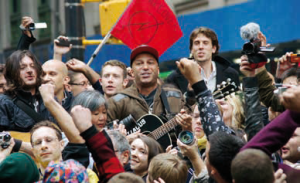 Tom Morello - Musiker & Occupy-Aktivist
