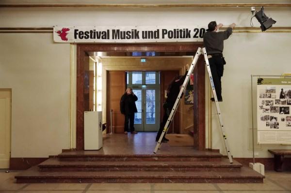 Festival Musik und Politik