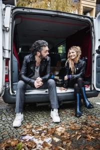 Sarah Lesch und Bastian Bandt