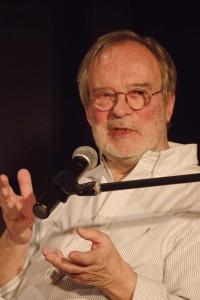 "Podiumsdiskussion ""Hootenanny '66"", Lutz Kirchenwitz"