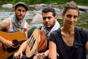 Ryan Harvey, Kareem Samara, Shireen