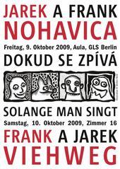 """Frank Viehweg: """"Solange man singt"""""""