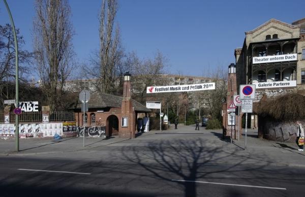 Kulturstandort im Ernst-Thälmann-Park