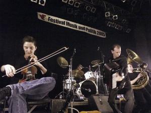 Festivalkonzert 2005 in der WABE