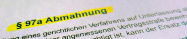 "Illustration zu ""Abmahner - Abzocker"""