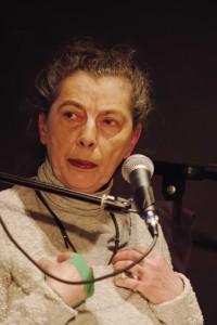 """Podiumsdiskussion """"Hootenanny '66"""", Bettina Wegner"""