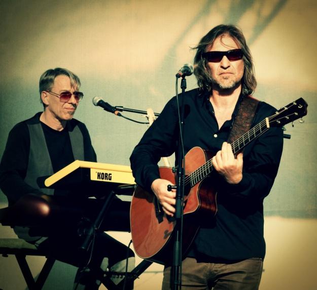 Dirk Zöllner mit André Gensicke (Foto: Johanna Bergmann)